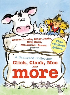 A Barnyard Collection By Cronin, Doreen/ Lewin, Betsy (ILT)